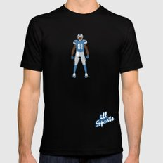 One Pride - Calvin Johnson Mens Fitted Tee Black SMALL