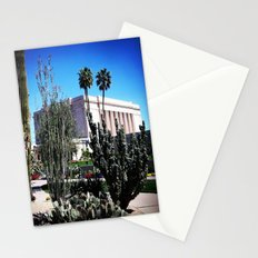 Mesa AZ Temple Stationery Cards