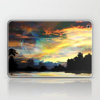 It Is Only The End Laptop & iPad Skin
