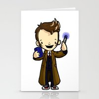 TENTH Stationery Cards