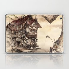Steampunk Landscape Laptop & iPad Skin