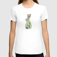 bunny T-shirts featuring Bunny by Sary and Saff