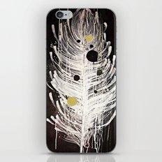 Feather Souls iPhone & iPod Skin