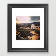 The Getty 1/22/13 Framed Art Print