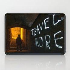 Travel More iPad Case