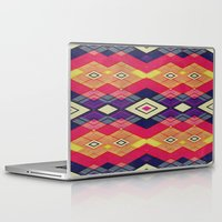 native Laptop & iPad Skins featuring native by spinL