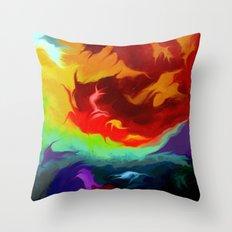 Rift Throw Pillow