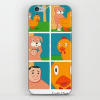 Doggy Style iPhone & iPod Skin