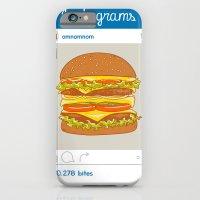 Instagrams iPhone 6 Slim Case