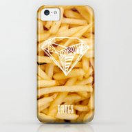 Diamonds & French Fries iPhone 5c Slim Case