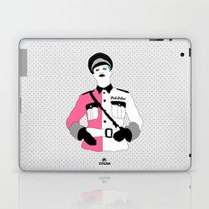 PINK POLIZEI Laptop & iPad Skin