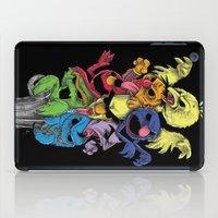 A Sesame Street Thriller iPad Case