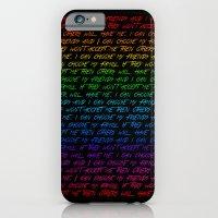 I Can Choose iPhone 6 Slim Case