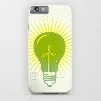 Bright Green Ideas iPhone 6 Slim Case