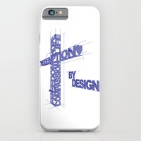 iPhone & iPod Case featuring By Design by TCarver