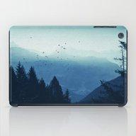 Blue Valmalenco - Alps A… iPad Case