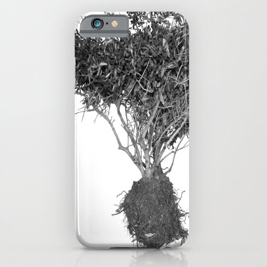 Floating Shrubbery iPhone & iPod Case