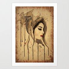 If You Were Mine...  Art Print