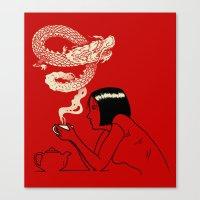 Good Tea Canvas Print