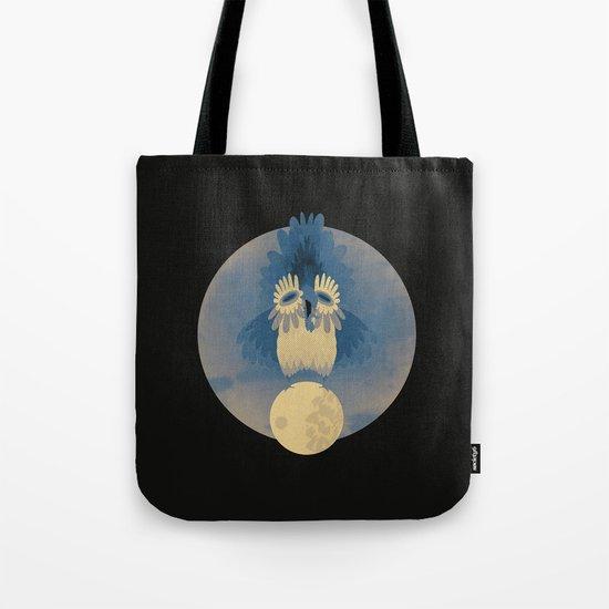 Night Owling Tote Bag
