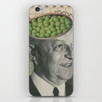 Son Of Pea Brain iPhone & iPod Skin
