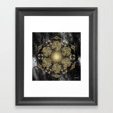 Fleuron Composition No. 223 Framed Art Print