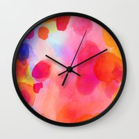 Speechless Wall Clock