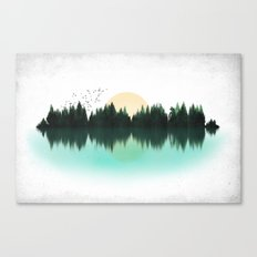 The Sounds Of Nature Canvas Print