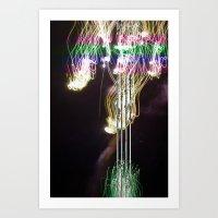 Photon Art Print