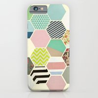 Florals and Stripes iPhone 6 Slim Case
