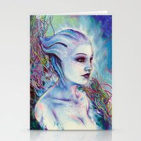 Liara Stationery Cards