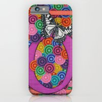 iPhone & iPod Case featuring Butterfly O by Aimee Alexander