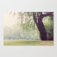 Come Sit A Spell Canvas Print