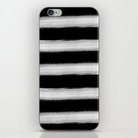 Parallel Lines iPhone & iPod Skin
