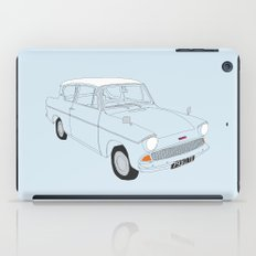 Weasley's Flying Ford Anglia iPad Case
