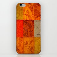 JUST A PATTERN - 020  iPhone & iPod Skin