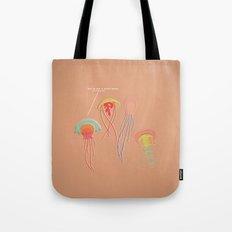 You've Got a Lotta Nerve.  Tote Bag