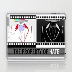 TPoH: black or white? Laptop & iPad Skin