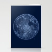 Dark Side Of The Moon - … Stationery Cards
