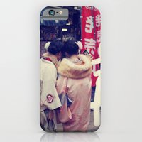 t o k y o s t r e e t d a n c e r iPhone 6 Slim Case