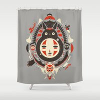 A New Wind Shower Curtain