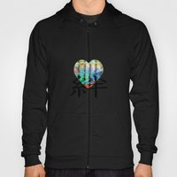 ABSTRACT - Friendship Hoody