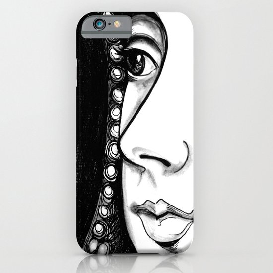 Queen Anne Boleyn Portrait  iPhone & iPod Case
