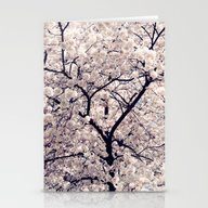 Cherry Blossom * Stationery Cards