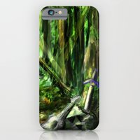 The Great Gaming Forest iPhone 6 Slim Case