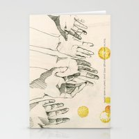 Seeking More Stationery Cards