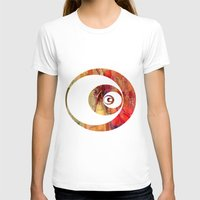 butterfly T-shirts featuring Butterfly   by Aloke Design