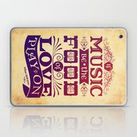 Food of Love  Laptop & iPad Skin