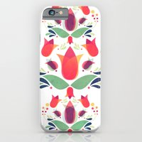 iPhone & iPod Case featuring Gardens of V by VessDSign