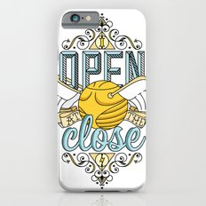 Harry Potter – I Open At The Close iPhone 6 Slim Case